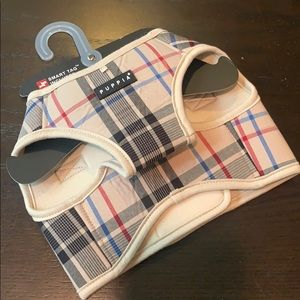 PUPPIA XL Luxury Collection Beige Dog Harness